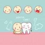 赤ちゃんでも虫歯に!正しい予防法となった場合の対処法