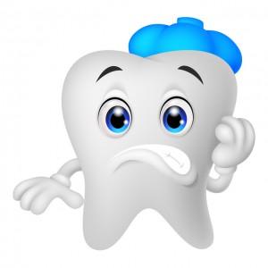 ホワイトニングしたときに痛みを感じた歯