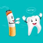 ホワイトニング期間中もタバコを我慢しなくていい!喫煙しても歯は白くなる