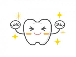 ホワイトニングした未成年の歯