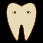 黄ばんだ歯